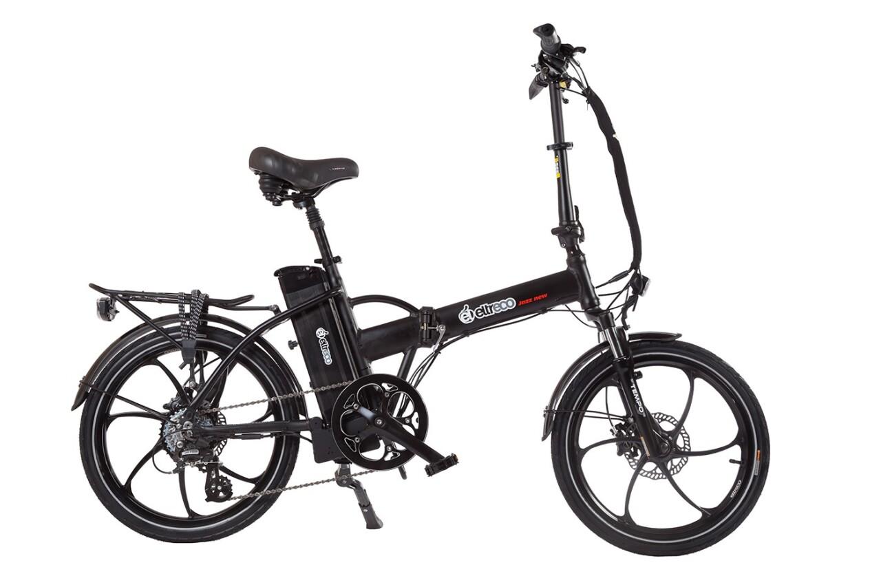 Велосипед Eltreco JAZZ VIP 350 (2016)
