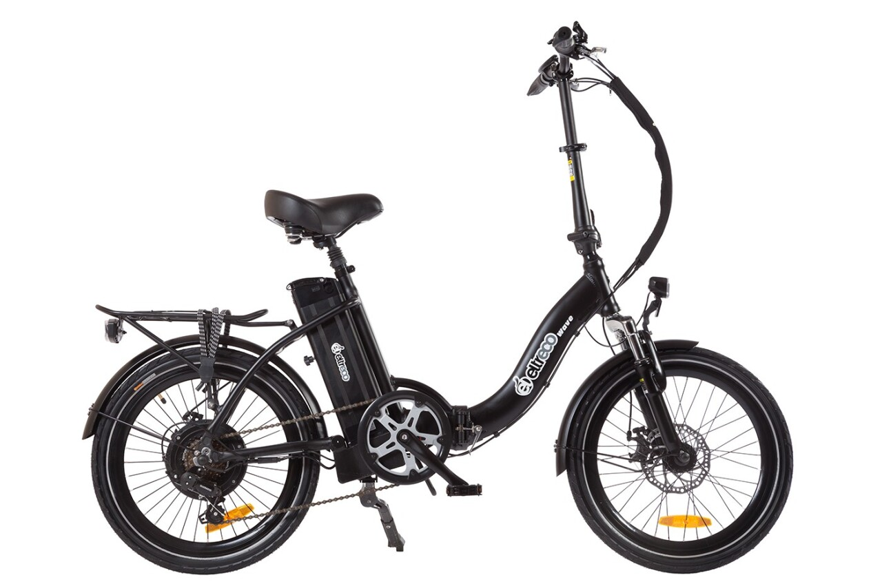 Велосипед Eltreco WAVE NEW 500w SPOKE (2016) велосипед eltreco vector 350w 2016