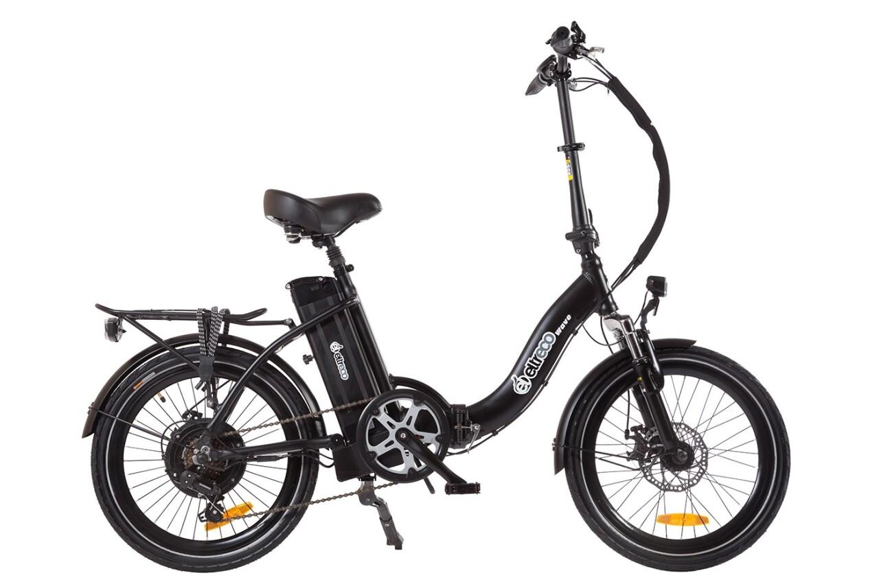 Велосипед Eltreco WAVE NEW 500w SPOKE (2016) велосипед eltreco vector 500w 2017