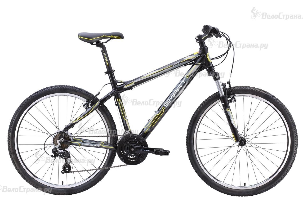 Велосипед Smart MACHINE 80 (2015) smart machine 300 2015 l син