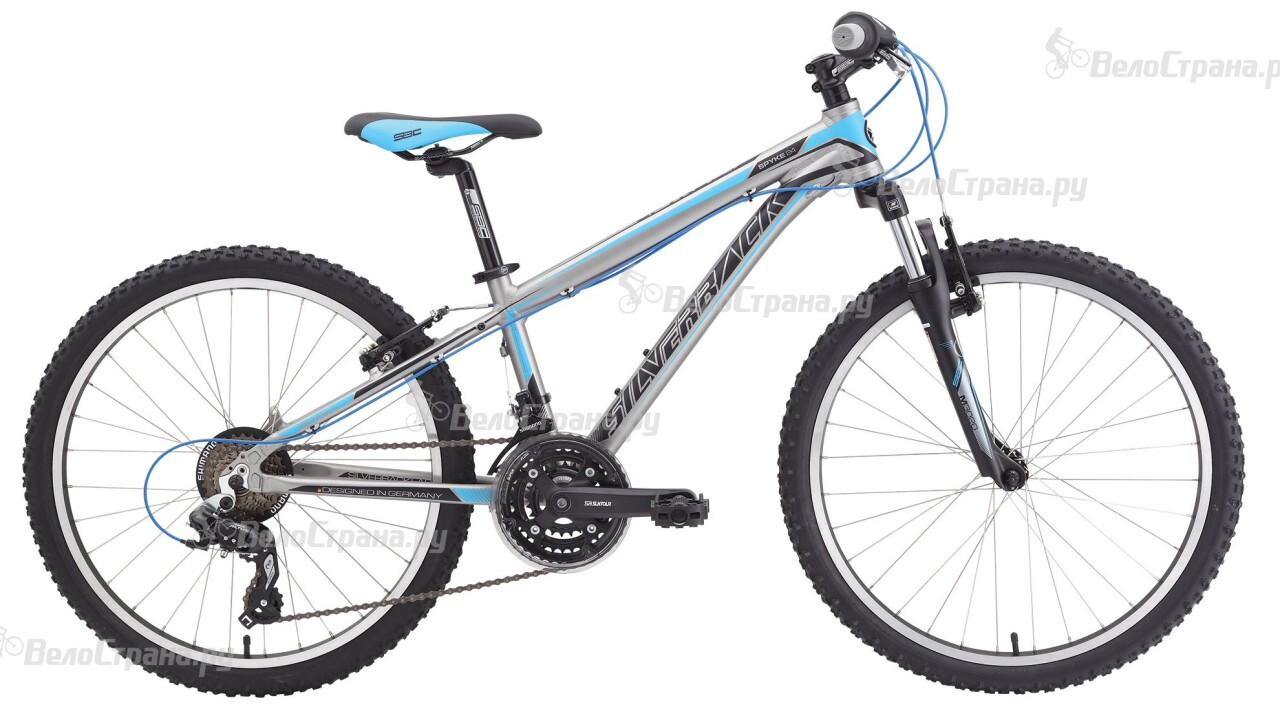Велосипед Silverback SPYKE 20 (2014)