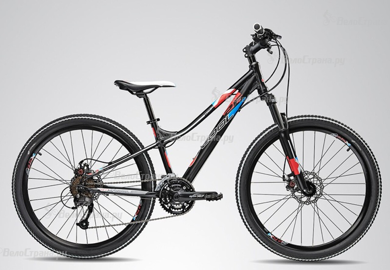 Велосипед Scool troX pro 26 27S (2015) the mother hunt