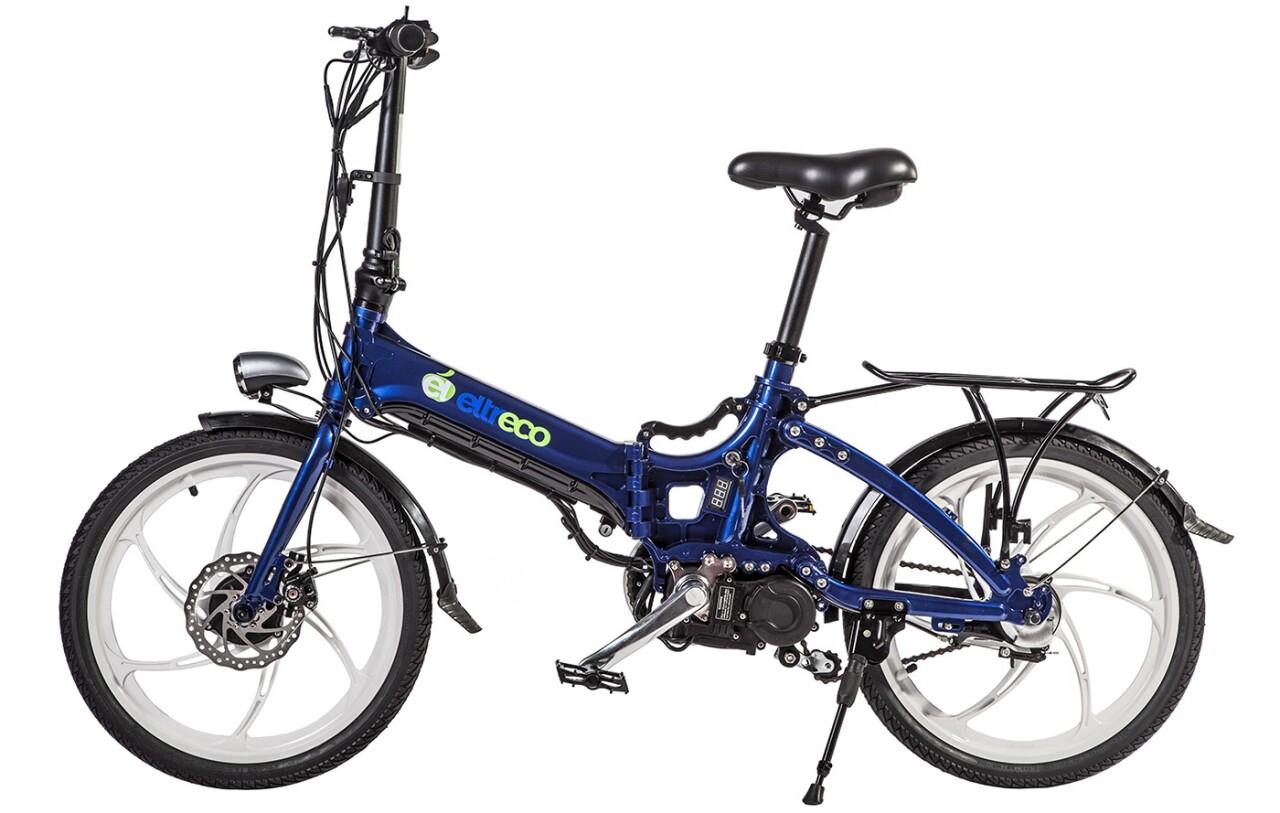 Велосипед Eltreco OSCAR (2016)