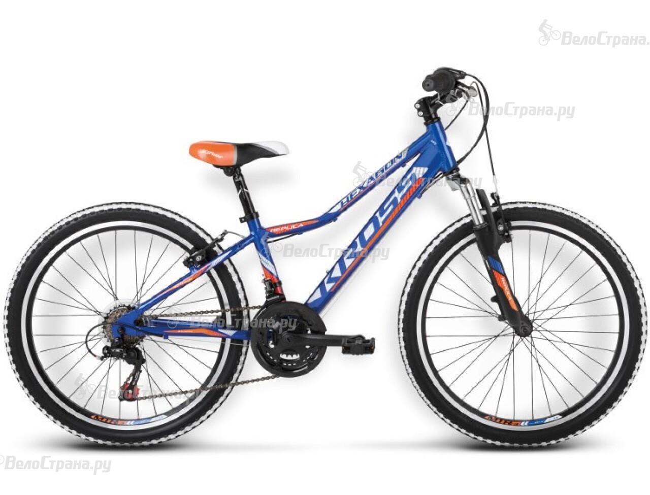 Велосипед Kross HEXAGON Replica (2015) литой диск replica fr lx 98 8 5x20 5x150 d110 2 et54 gmf