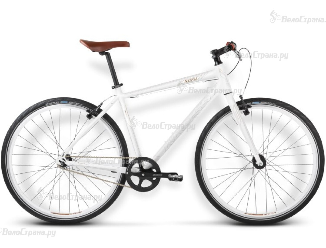 Велосипед Kross NORU (2015) kross seto 2015