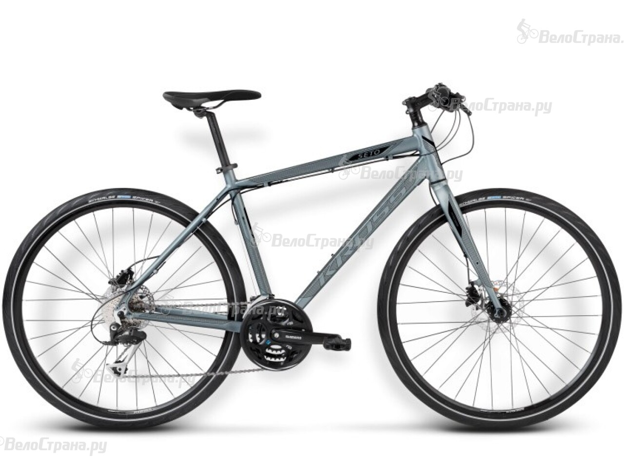 Велосипед Kross SETO (2015) велосипед kross hexagon mini 2015