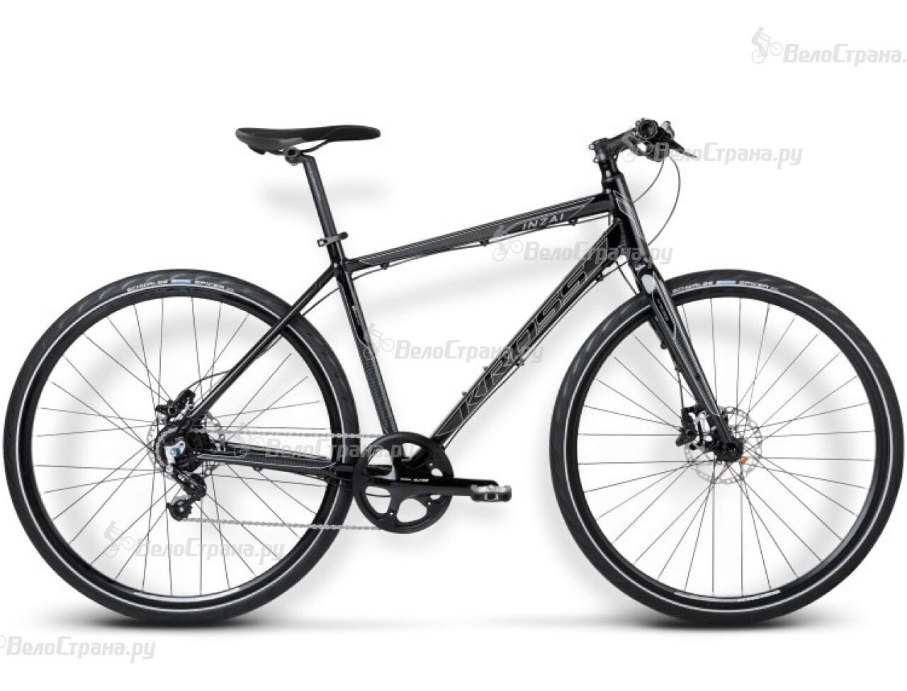 Велосипед Kross INZAI (2015) kross seto 2015