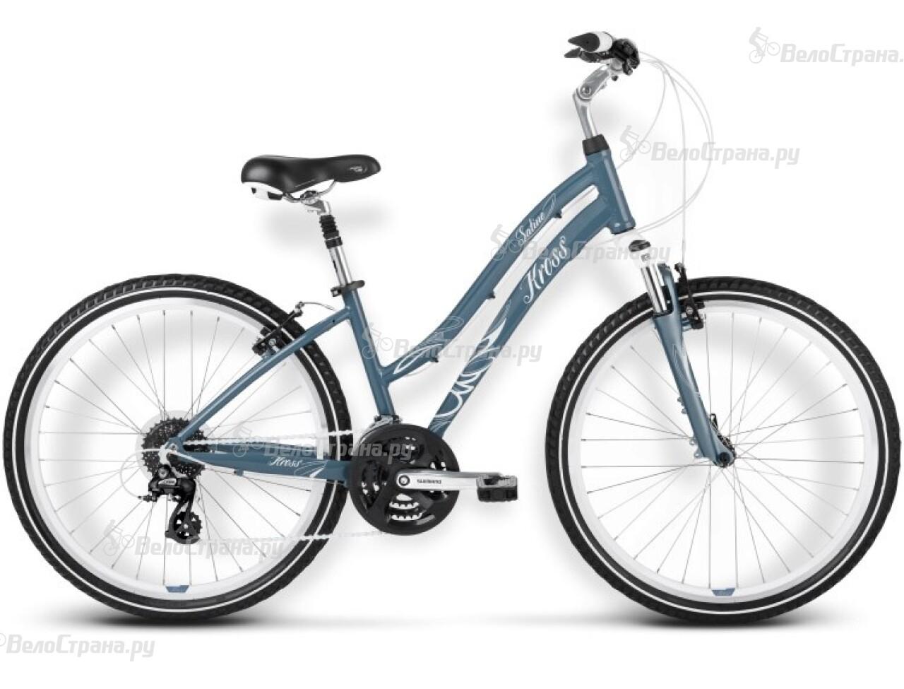Велосипед Kross Satine (2015) kross seto 2015