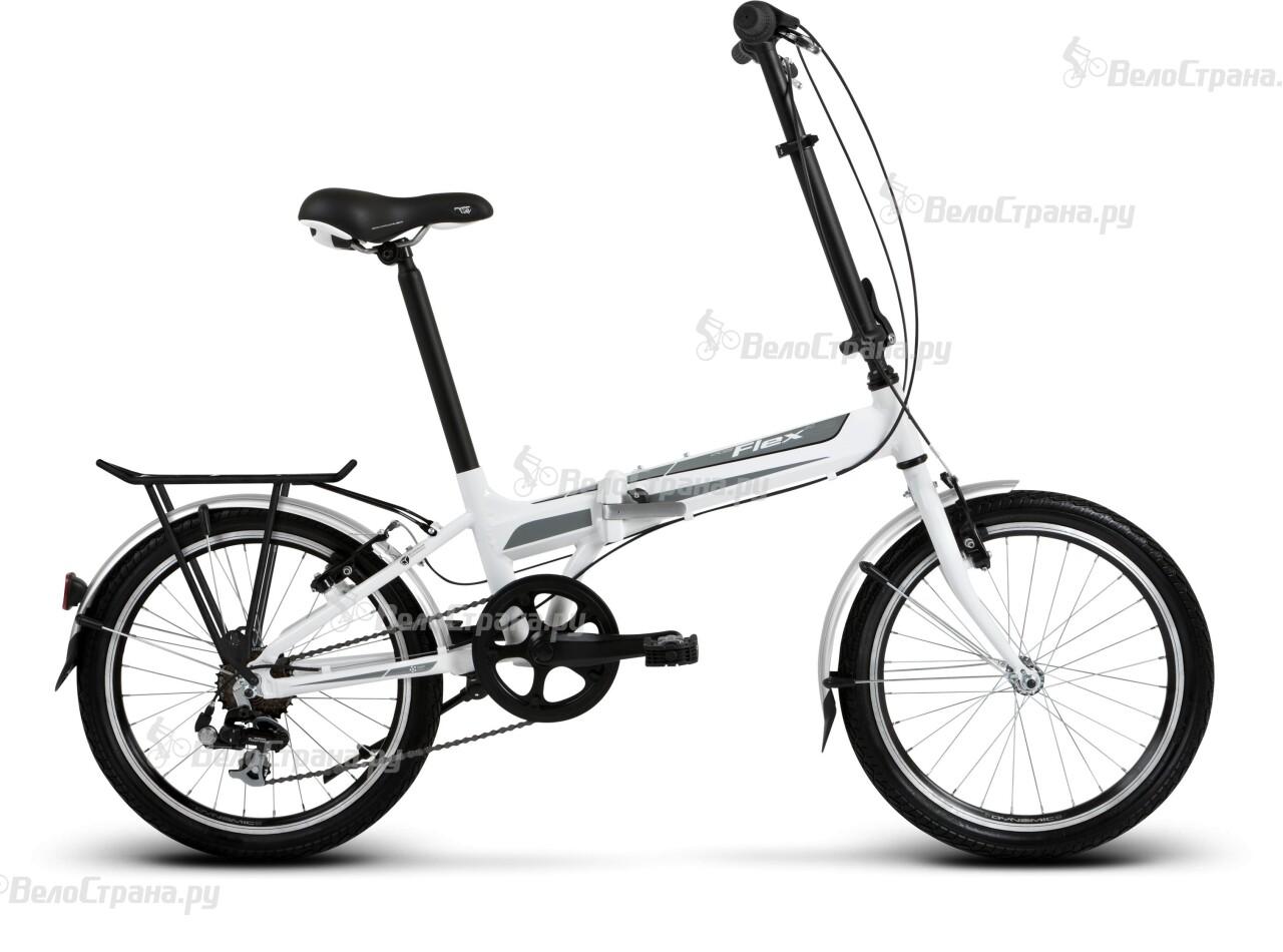Велосипед Kross FLEX 2.0 (2013) велосипед kross flex 2 0 2015