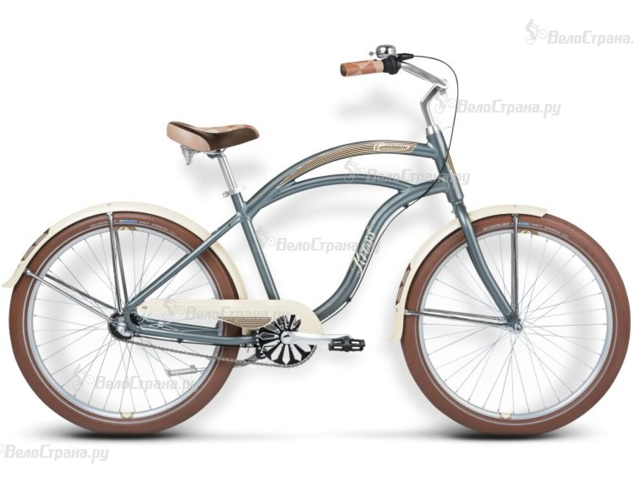 Велосипед Kross Cinnamon (2015) kross seto 2015