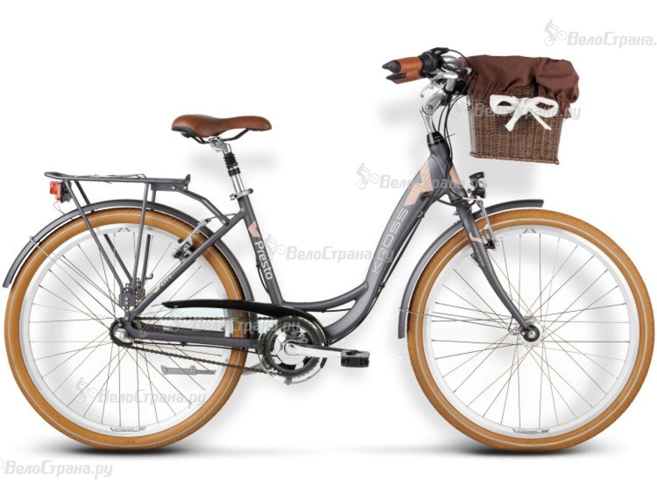 Велосипед Kross Presto (2015) велосипед kross silk 2015