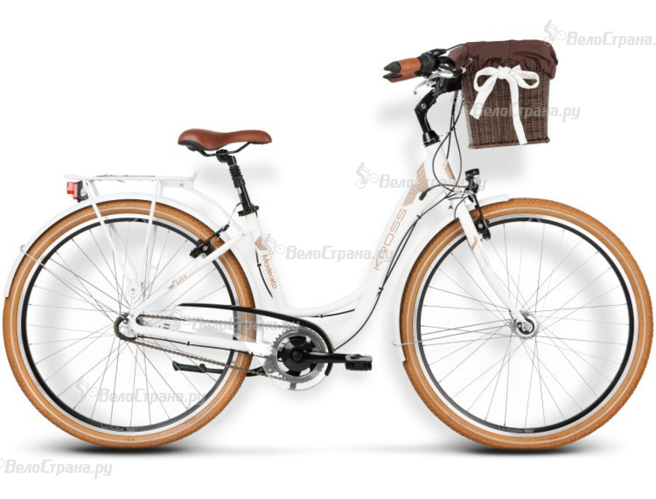 купить Велосипед Kross Moderato (2015) недорого