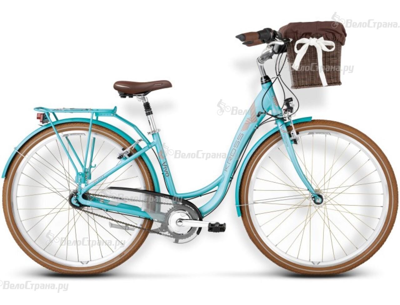 Велосипед Kross Vivo (2015) kross seto 2015