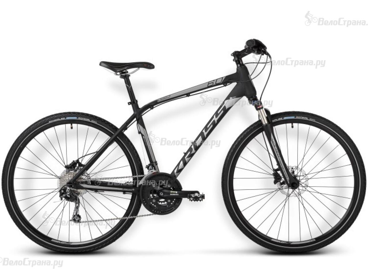 Велосипед Kross Evado 6.0 (2015) велосипед kross level b7 2015