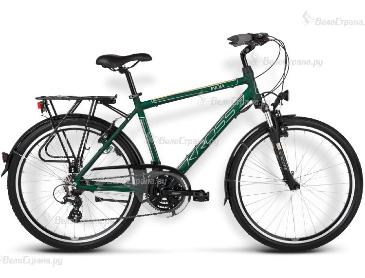 Велосипед Kross Trans India (2015) велосипед kross trans sander 2015