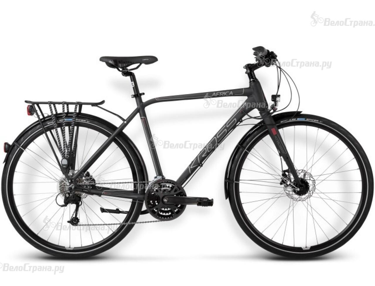 Велосипед Kross Trans Africa (2015) велосипед kross trans sander 2015