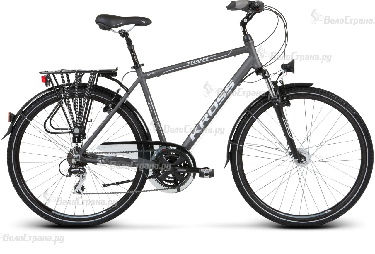 Велосипед Kross TRANS SIBERIAN (2013)