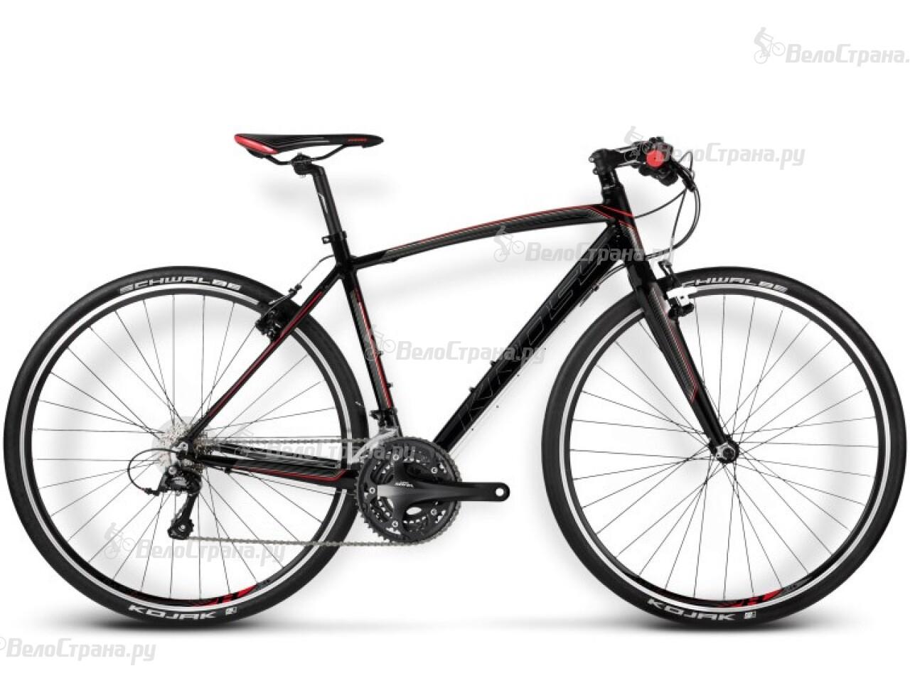 Велосипед Kross Pulso 2 (2015) термокружка проект 111 golchi 2 в 1 violet 3418 77