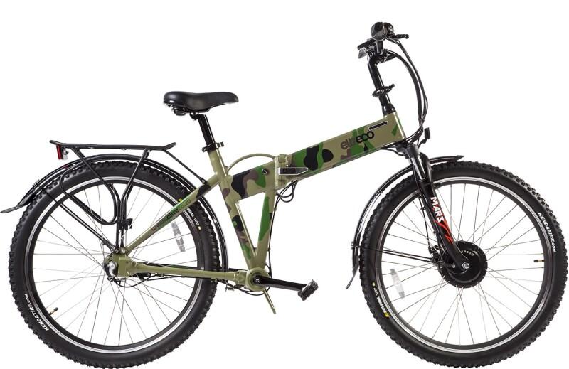 Купить Электровелосипед Eltreco PATROL 28 NEXUS 3 ROLLER CAM (2016)