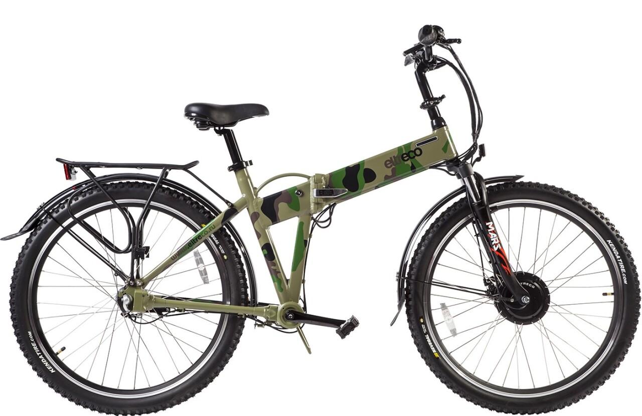 Велосипед Eltreco PATROL 28 NEXUS 3 ROLLER CAM (2016)