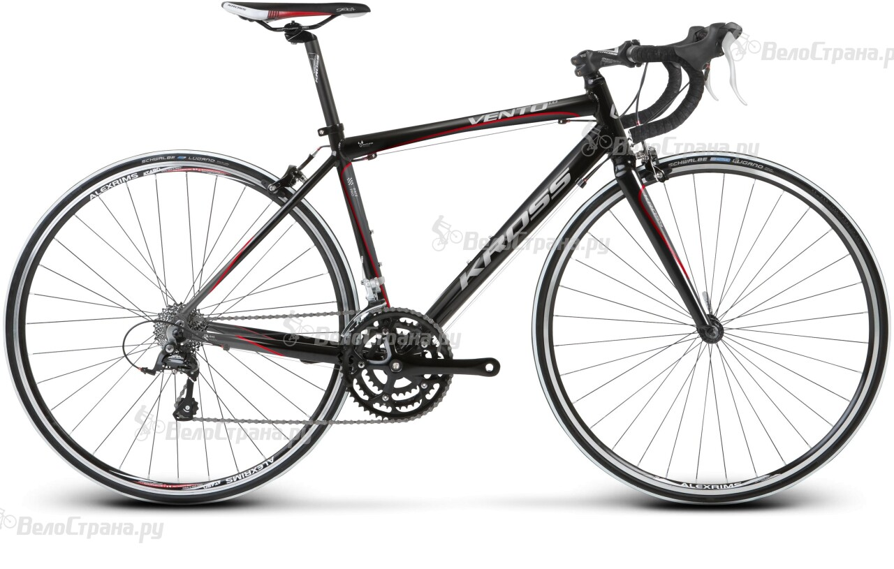 Велосипед Kross VENTO 1.0 (2013) цена и фото