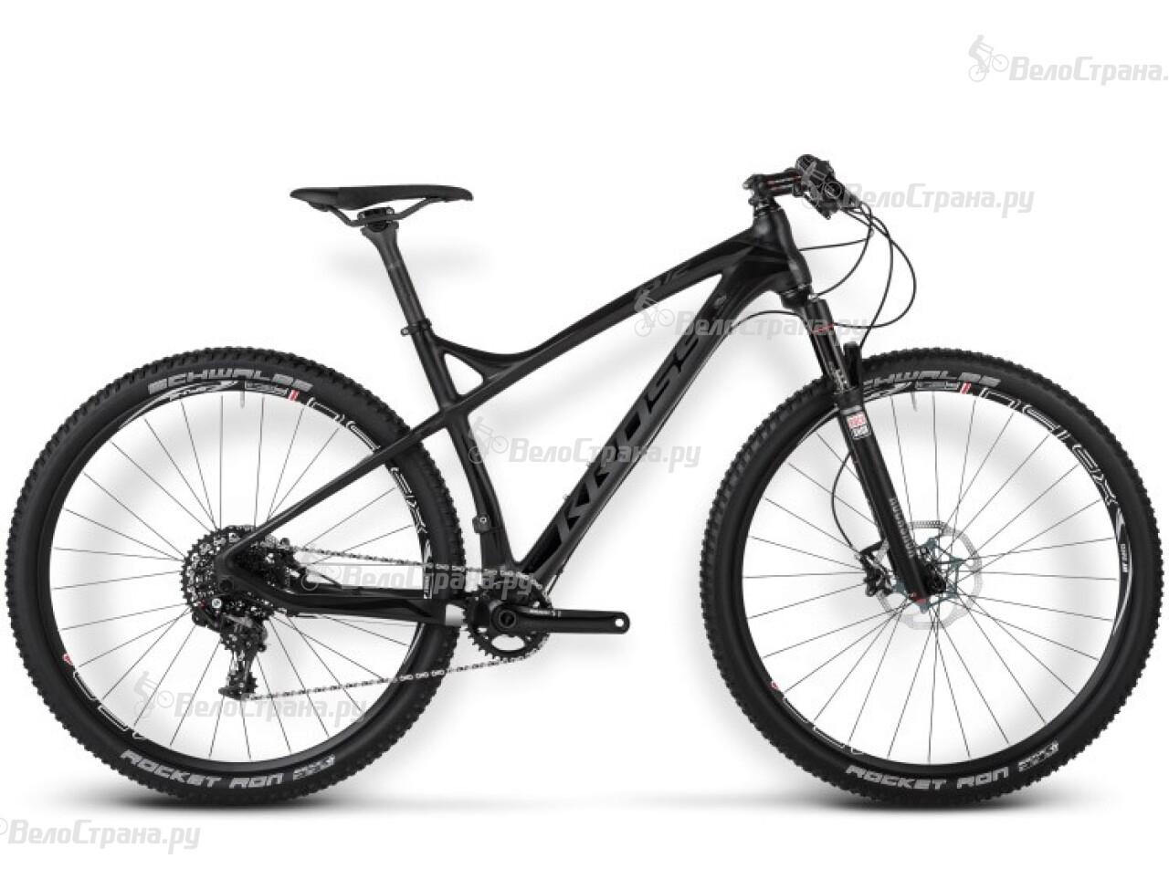 Велосипед Kross Level B12 (2015) 2015 csm360