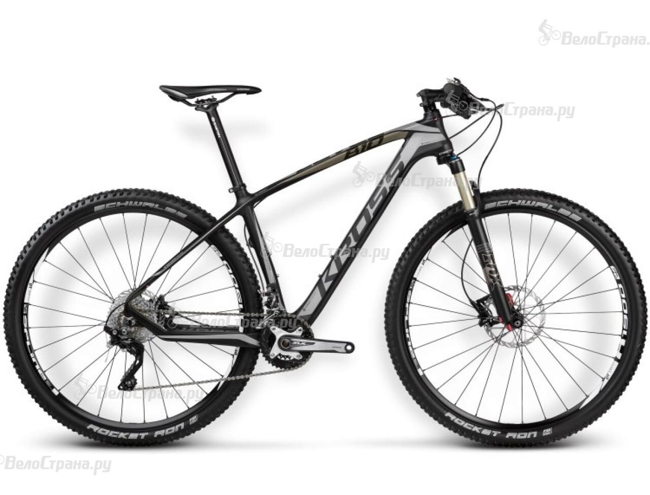 Велосипед Kross Level B10 (2015) велосипед kross level b7 2015