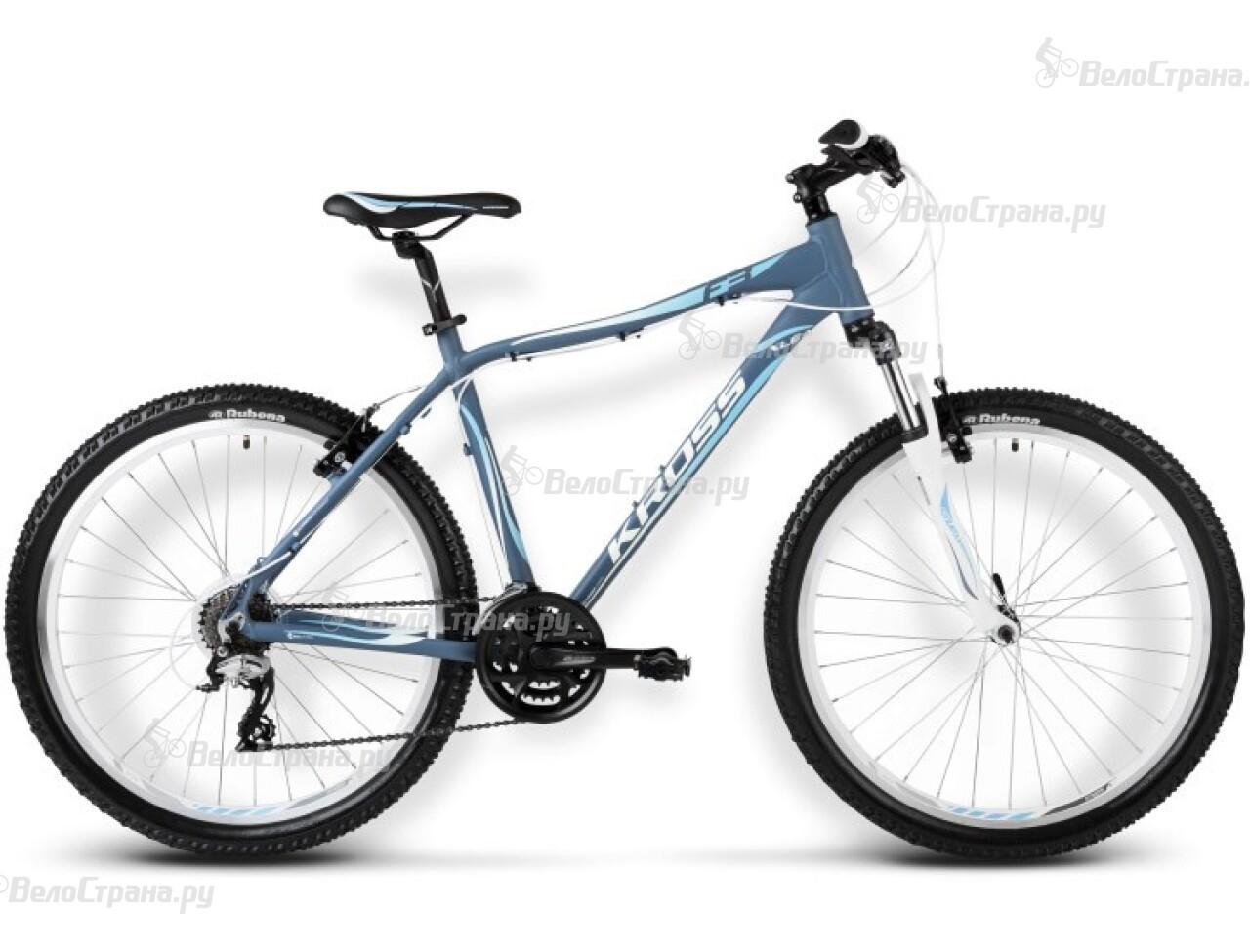 Велосипед Kross Lea F3 (2015) велосипед kross flex 3 0 2015
