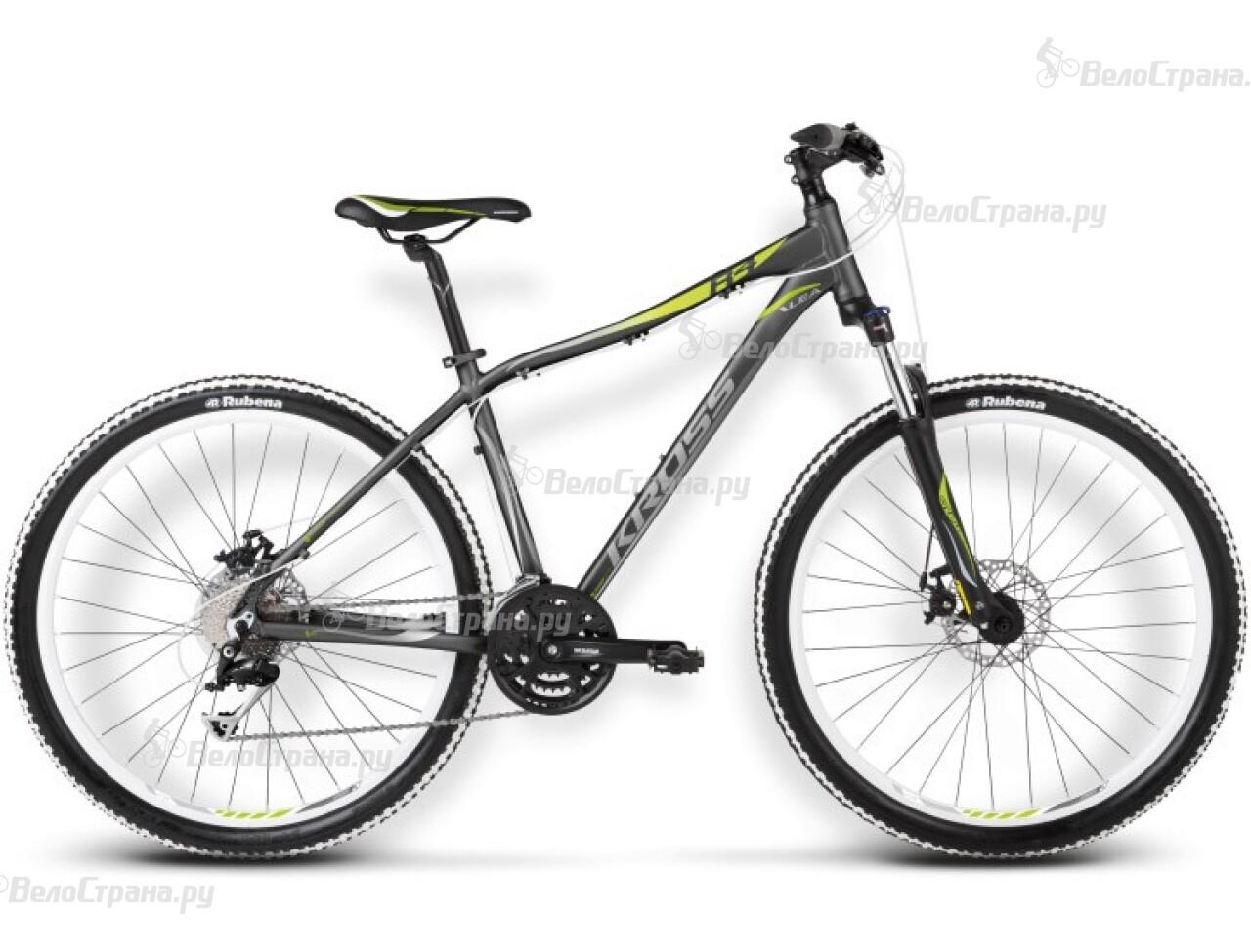 Велосипед Kross Lea R4 (2015)  r4 5a