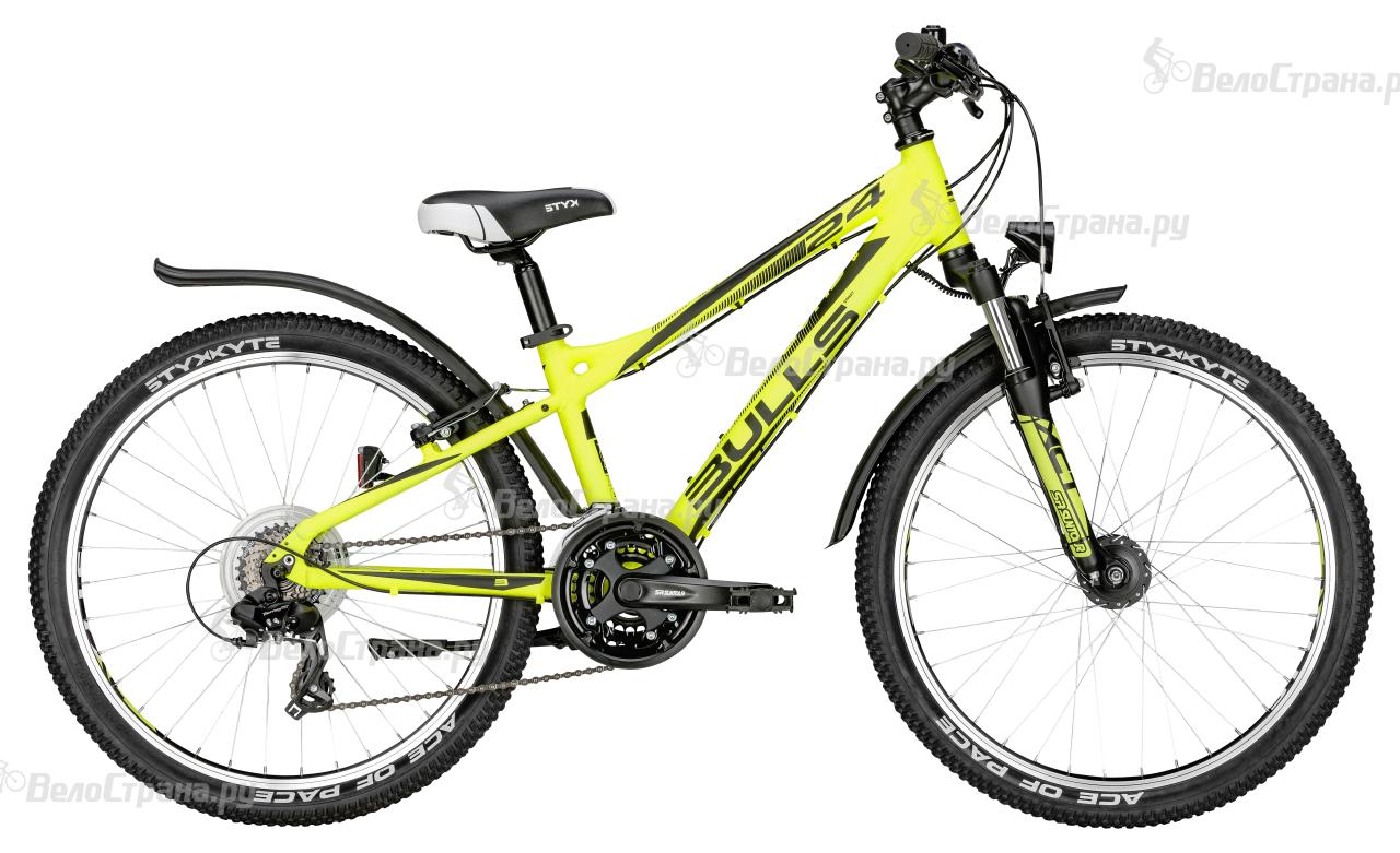 Велосипед Bulls Sharptail Street 24 Boy (21G) (2016) велосипед bulls sharptail 24 street outer 21 spd 2017
