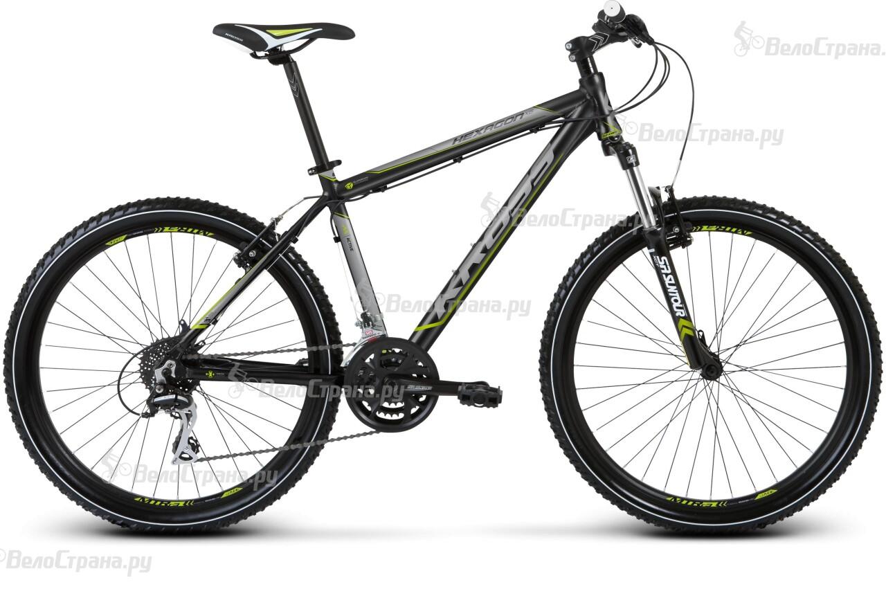 Велосипед Kross HEXAGON X5 (2013) цена и фото