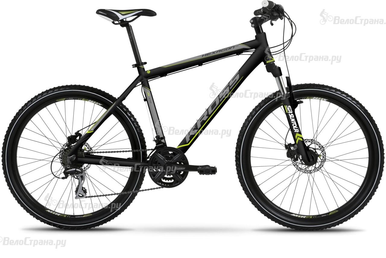 Велосипед Kross HEXAGON X4 (2013) велосипед kross hexagon x9 2013