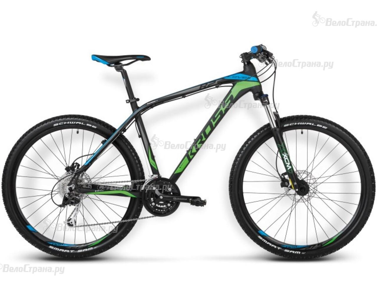 Велосипед Kross Level R2 (2015) велосипед kross level mini 2015