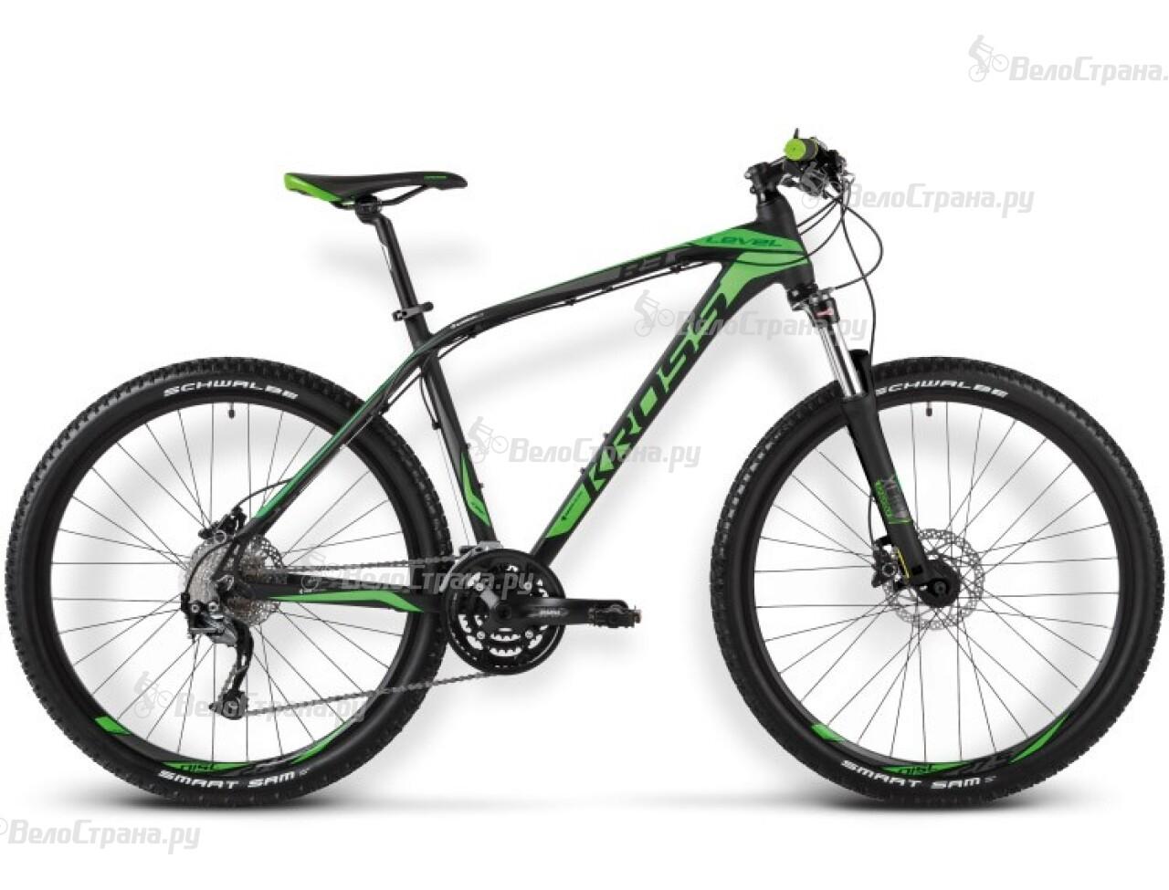 Велосипед Kross Level R3 (2015) велосипед kross level mini 2015