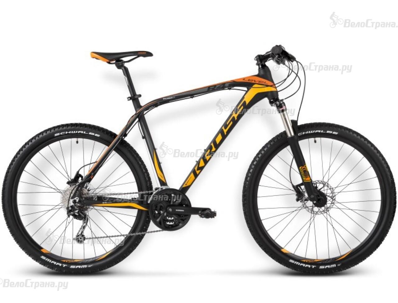 Велосипед Kross Level R4 (2015)  r4 5a