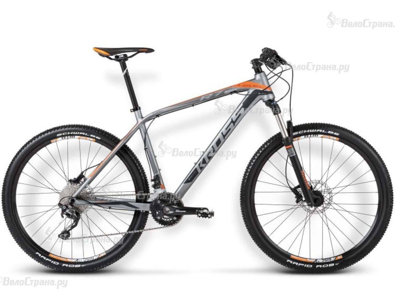 Велосипед Kross Level R7 (2015) kross level r2