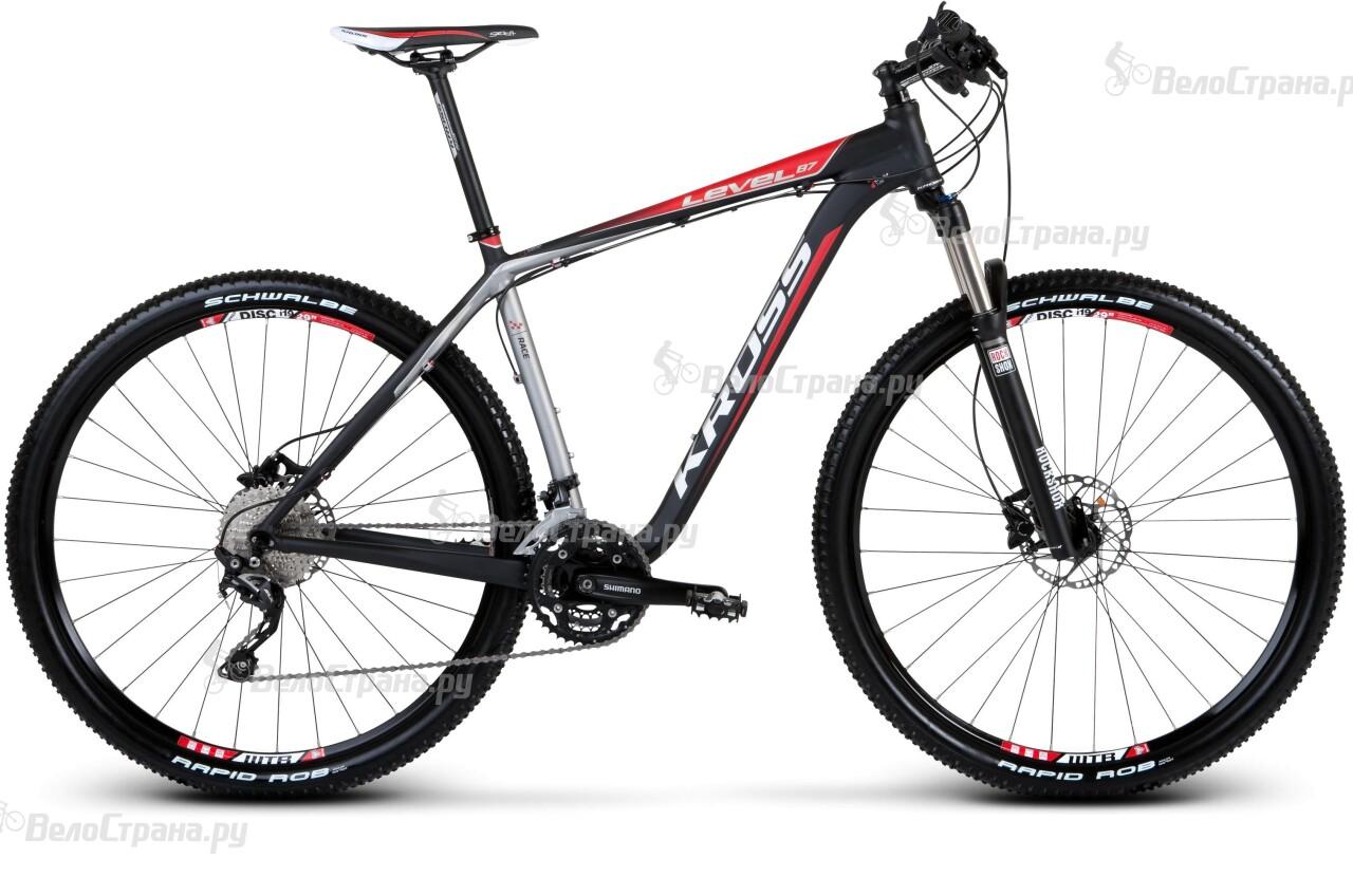 Велосипед Kross LEVEL B7 (29ER) (2013) велосипед kross level b9 29er 2013