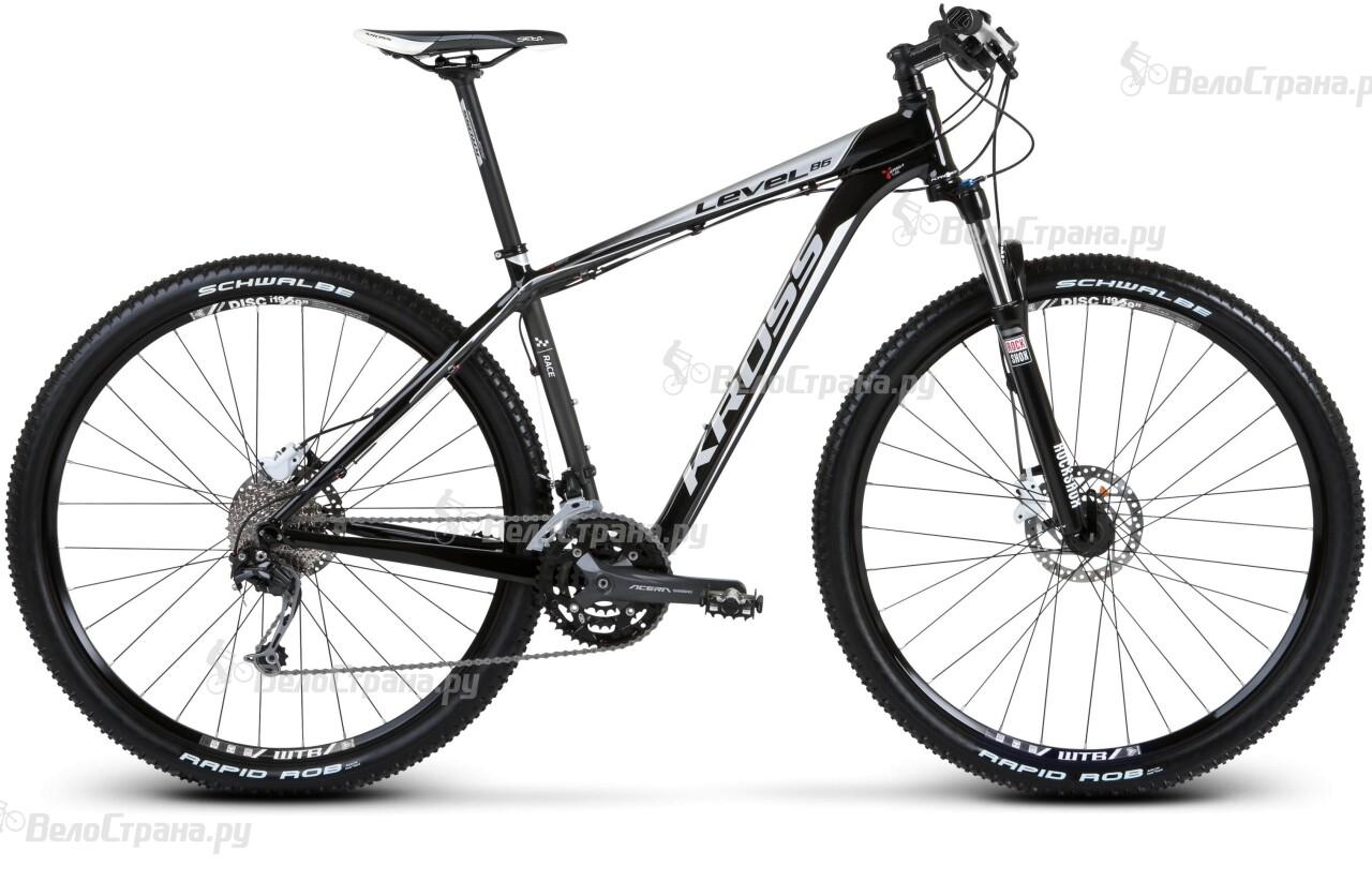 Велосипед Kross LEVEL B6 (29ER) (2013) велосипед kross level b9 29er 2013