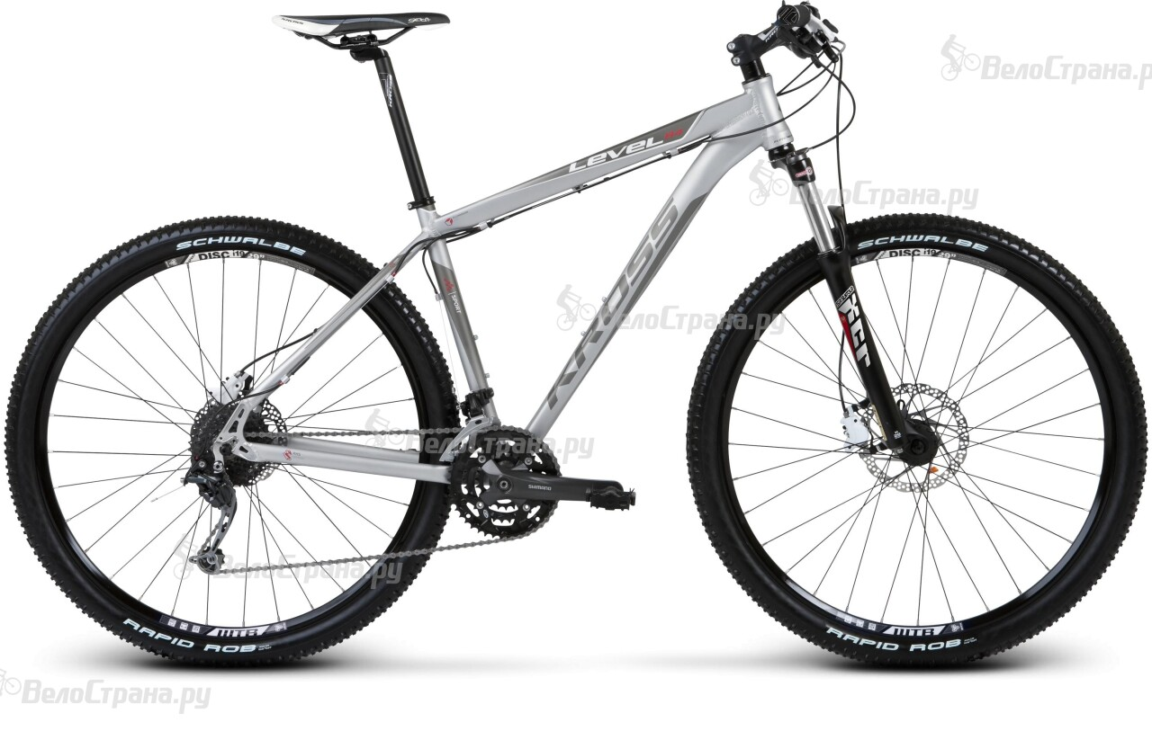 Велосипед Kross LEVEL B4 (29ER) (2013) gladiator level 4