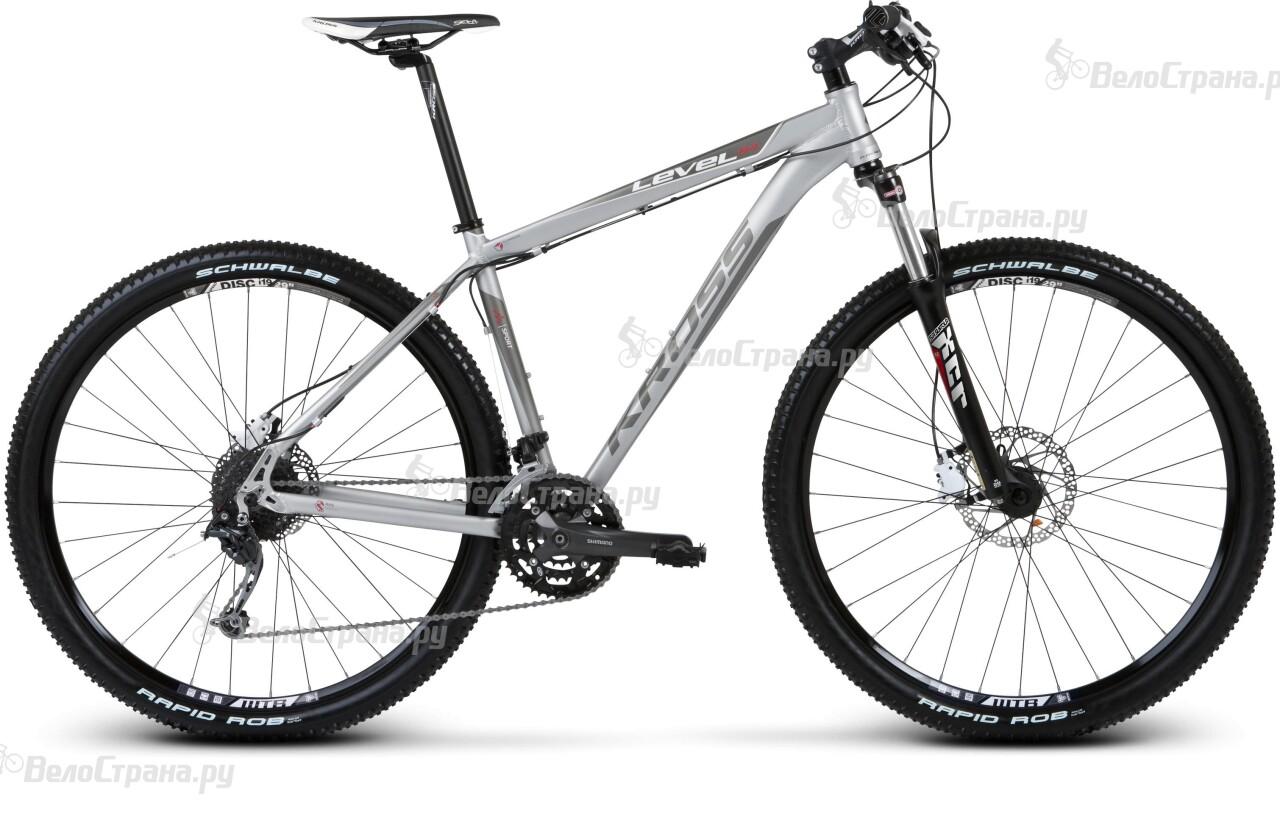 Велосипед Kross LEVEL B4 (29ER) (2013) велосипед kross level b9 29er 2013