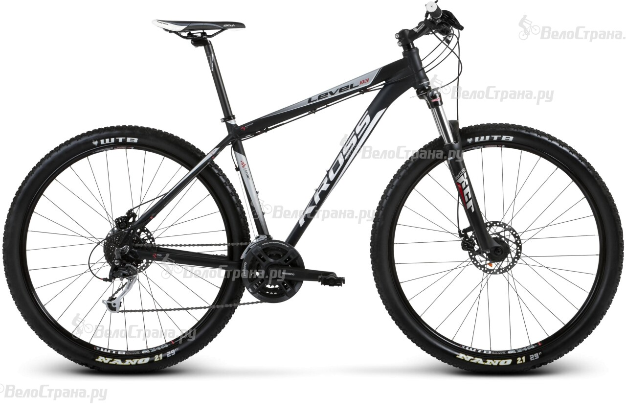 Велосипед Kross LEVEL B3 (29ER) (2013) велосипед kross level b9 29er 2013
