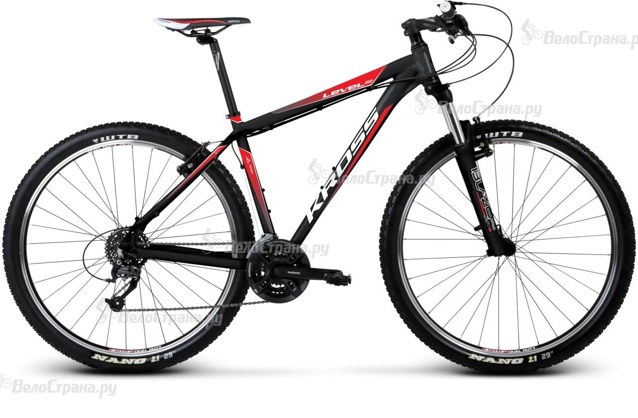 Велосипед Kross LEVEL B2 (29ER) (2013) велосипед kross level b9 29er 2013