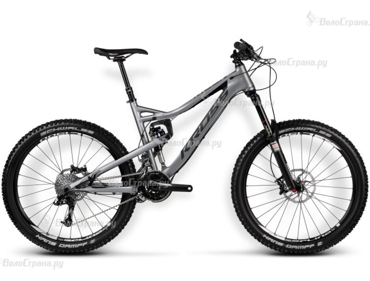 Велосипед Kross MOON V2 (2015) ravagers v2
