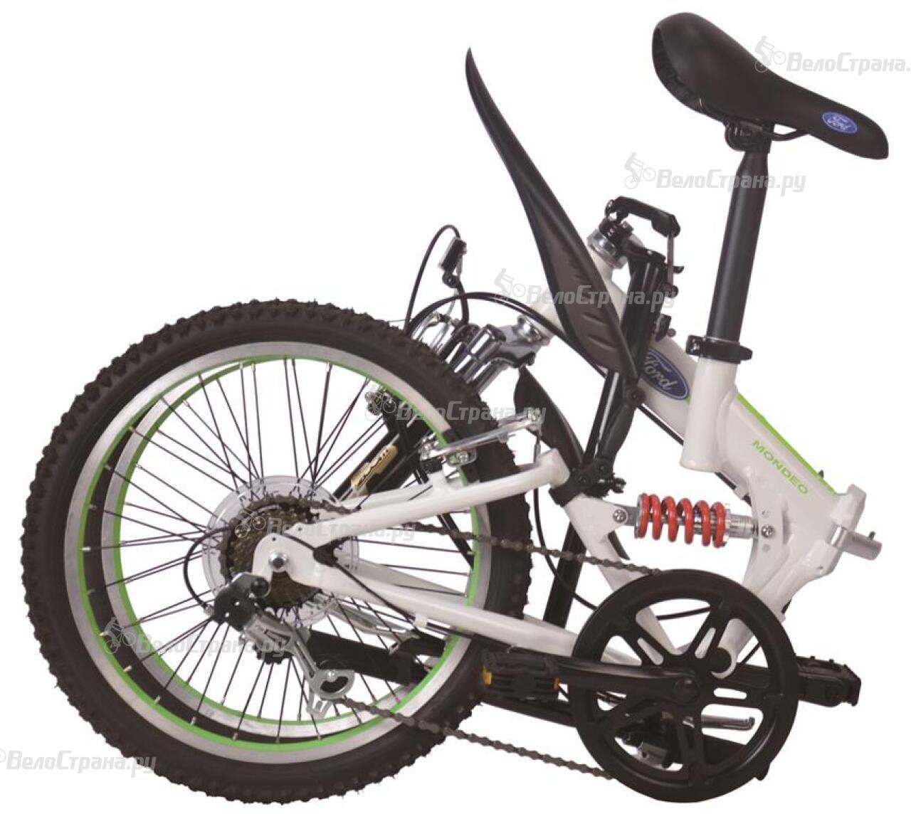 складной велосипед ford mondeo