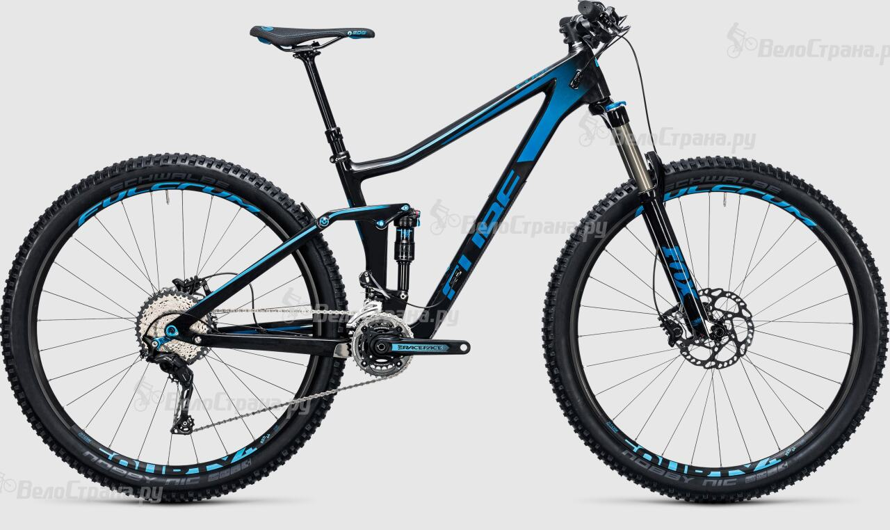 Велосипед Cube Stereo 140 C:62 Race 29 (2017) велосипед cube stereo 160 hpa race 27 5 2016