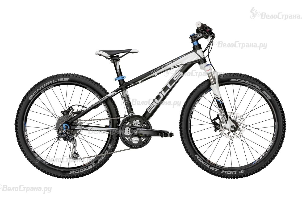 все цены на Велосипед Bulls Copperhead 3 S 24 (2015) онлайн