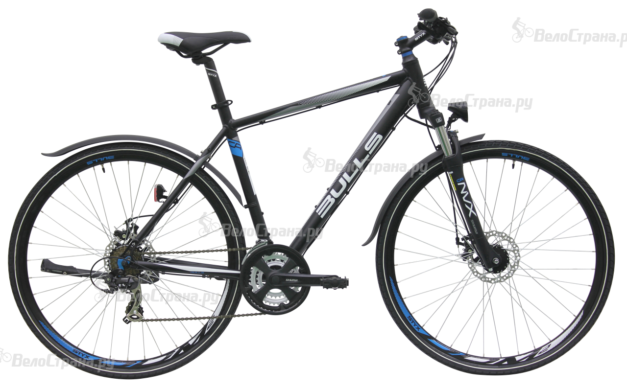 Велосипед Bulls Wildcross Street (2016)