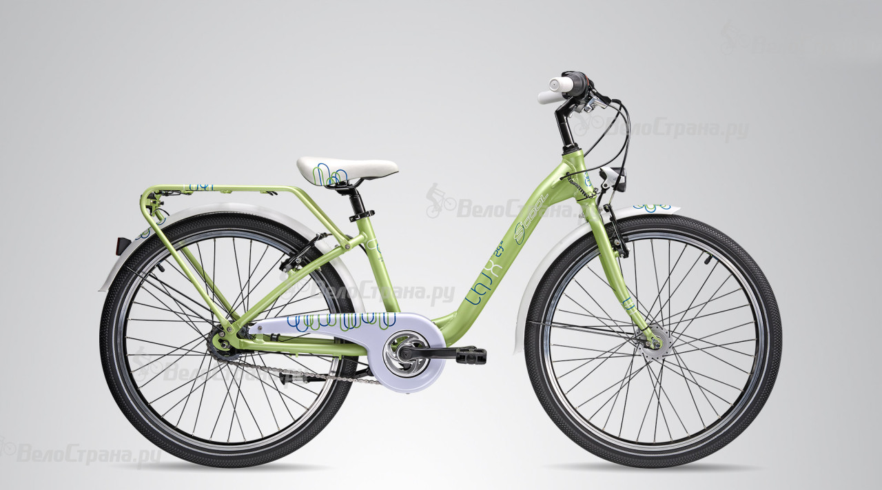 Велосипед Scool chix pro 24 7-S (2015) велосипед scool chix pro 24 24 s 2016