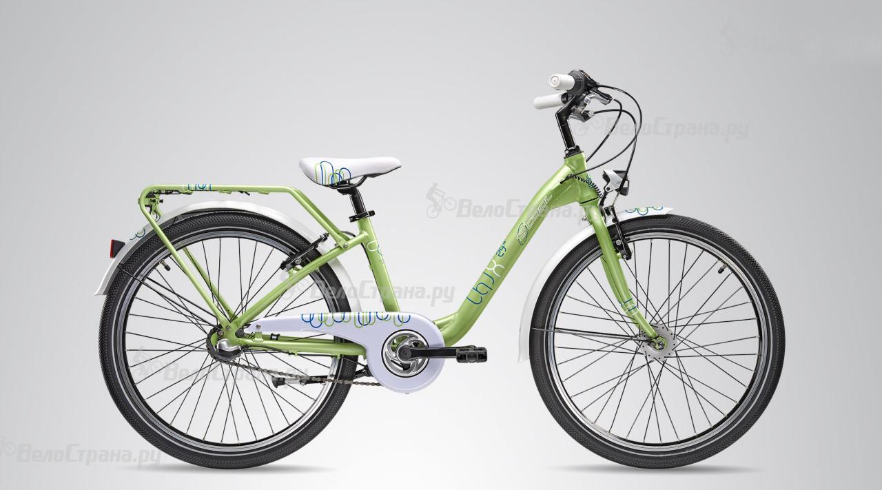 Велосипед Scool chiX pro 24 3-S (2015) велосипед scool chix pro 24 24 s 2016