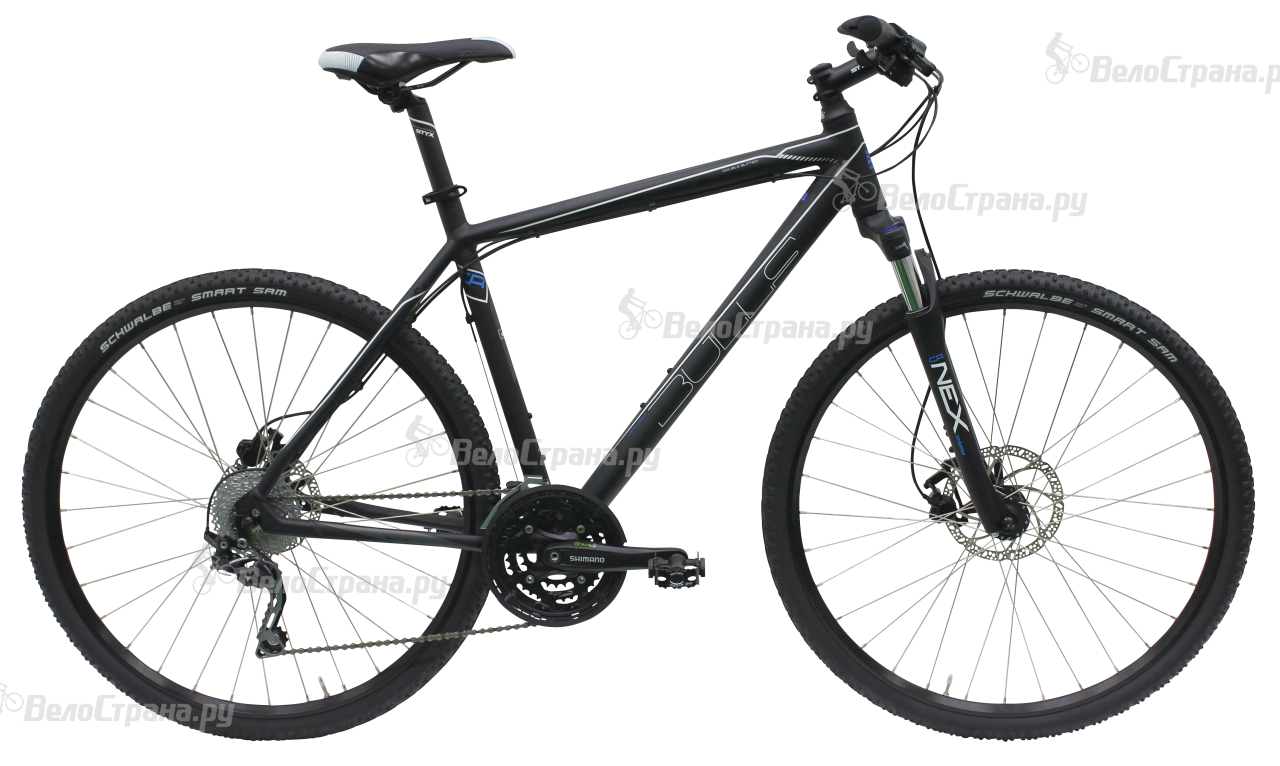 Велосипед Bulls Cross Flyer Disc (2016) велосипед novatrack flyer 2016